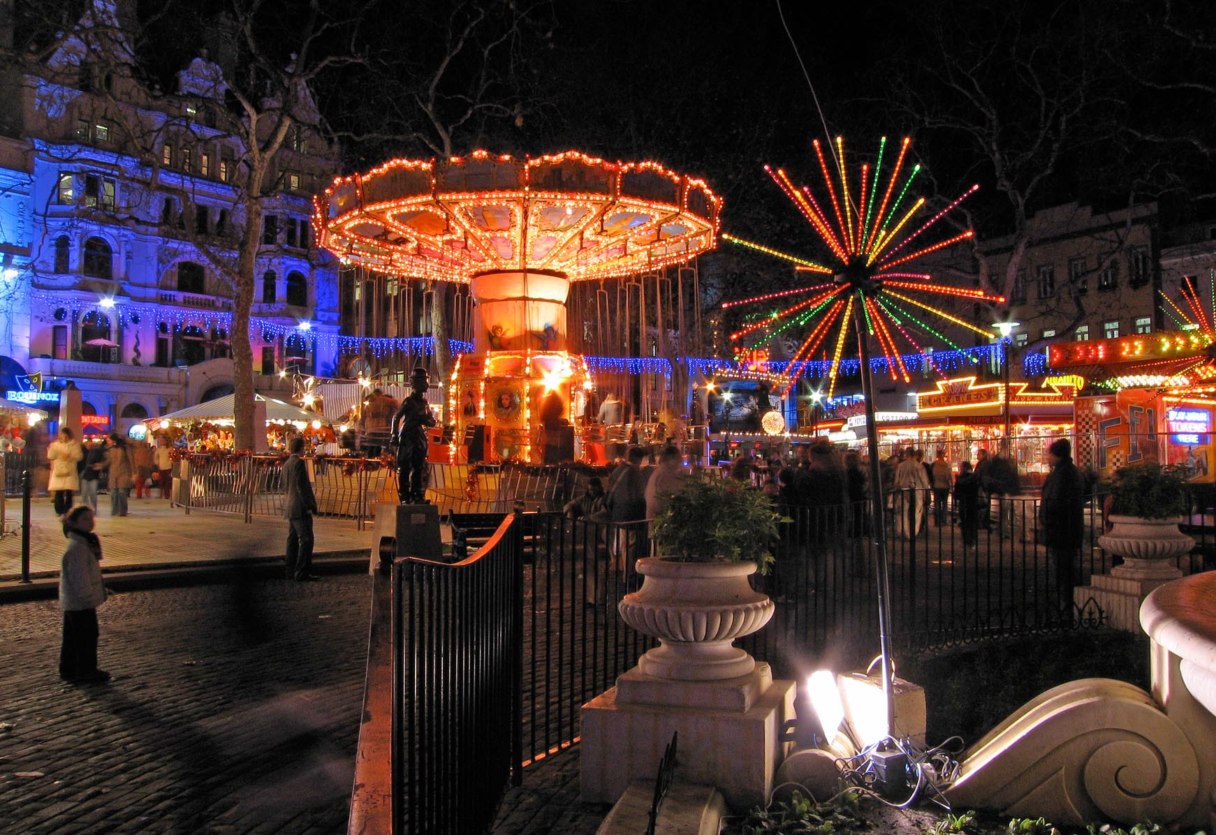 Leicester Square, West...