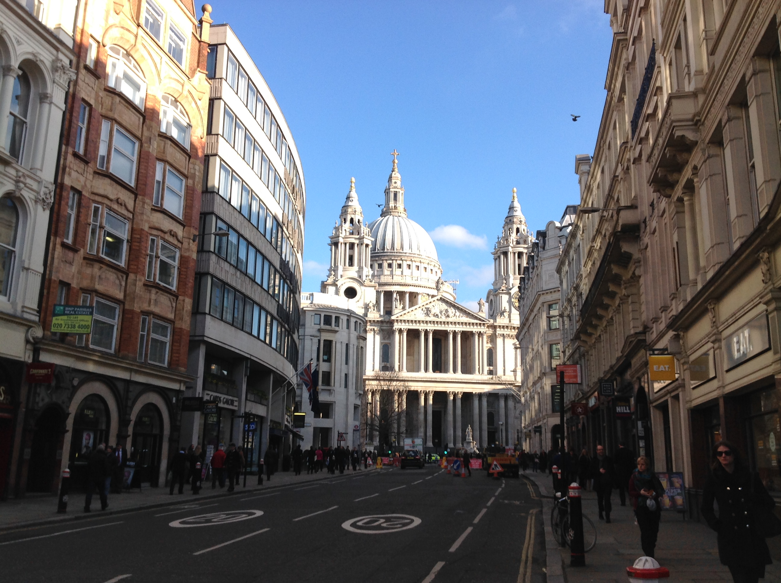 england ludgate hill london - photo #14