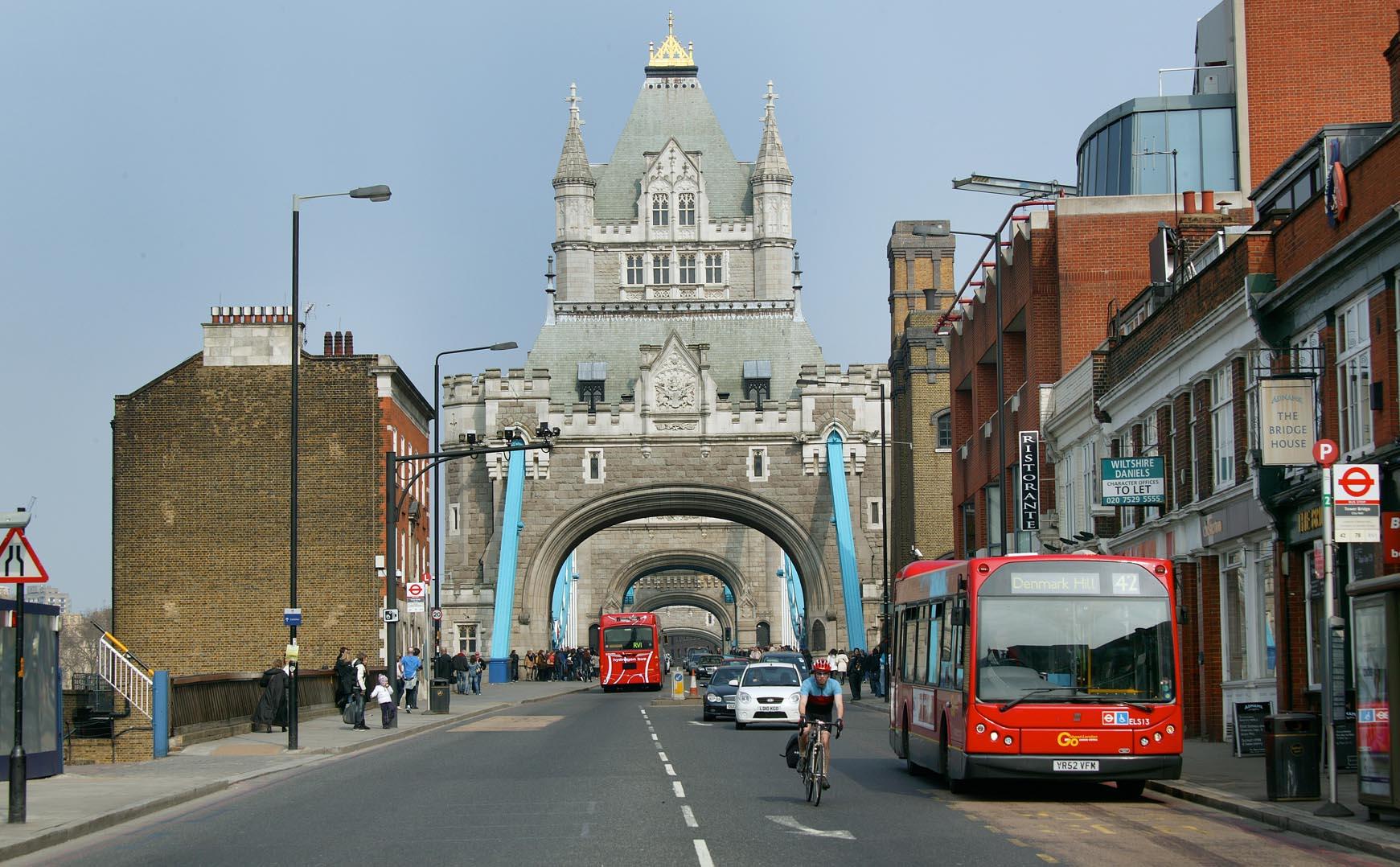 Images de Tower Bridge Tower Bridge Road