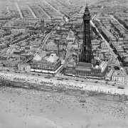 Blackpool Tower and the Winter Gardens, Blackpool, 1920